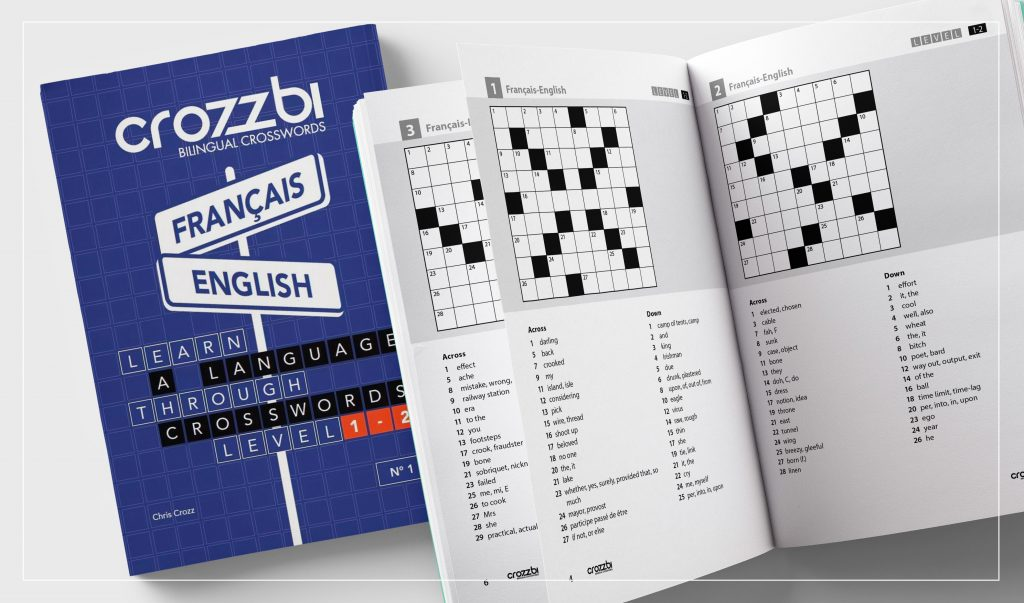History   Crozzbi, Easy Language Learning Bilingual Crossword Puzzles